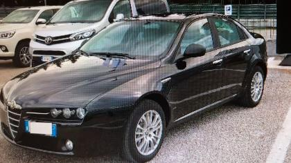 Alfa Romeo 159 progression 1,8 16v