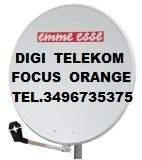 Antenist Terni-DIGI,TELEKOM,FOCUS,ORANGE