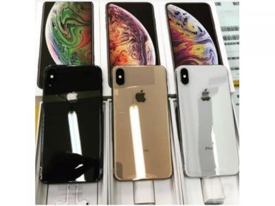 Apple iPhone XS €380 EUR, XS Max 420 EUR, X €300 EUR Samsung S10 €335, Note 10 €450 EUR