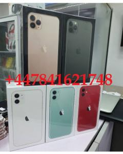 Apple iPhone 11 Pro €550 EUR iPhone 11 Pro Max WhatsAp +447841621748 Samsung Note10+ S10 355 EUR