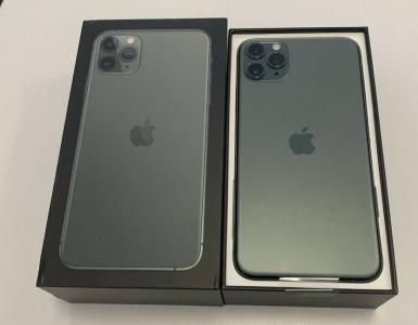 Apple iPhone 11 Pro 64GB  = 600 EUR, Apple iPhone  11 Pro Max 64GB = 650 EUR, Apple iPhone XS 64G