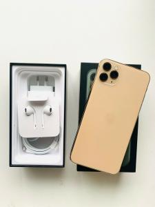 iPhone 11 Pro Max 256 GB d'oro