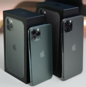Apple iPhone 11 Pro 64GB per 400 EUR e iPhone 11 Pro Max 64GB  per €430 EUR e  iPhone 11 64GB