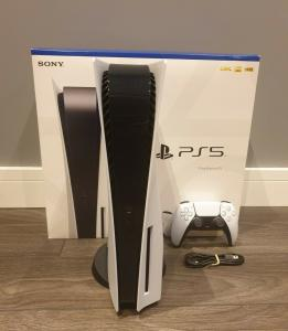 Sony PlayStation PS5 Console Disc Edition = 400EUR , Apple iPhone 12 Pro 128GB = 500 EUR , Apple iPh